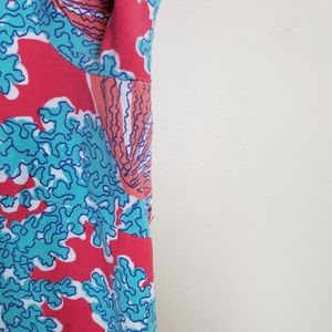 Lilly Pulitzer Dresses - Lilly Pulitzer Topanga Mini Dress Coralina XS